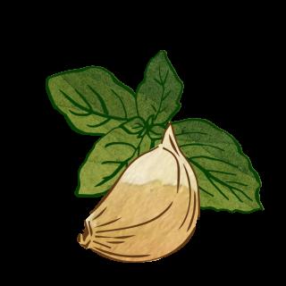 Super Seed Basil and Garlic Flavor